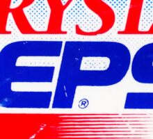 Crystallic Colas  Sticker