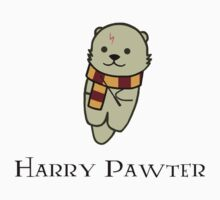 Harry Pawter Baby Tee