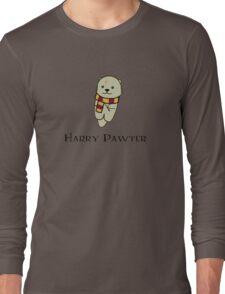 Harry Pawter Long Sleeve T-Shirt
