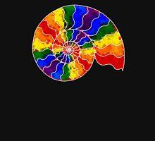 Rainbow Ammonite Unisex T-Shirt