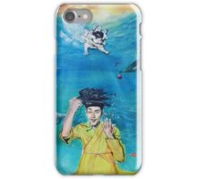 CHOI UNDERWATER WORLD iPhone Case/Skin