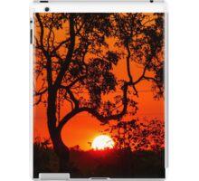 Days End, Australia iPad Case/Skin