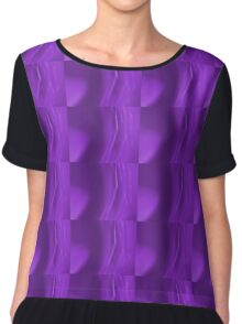 Peacefully Purple Chiffon Top