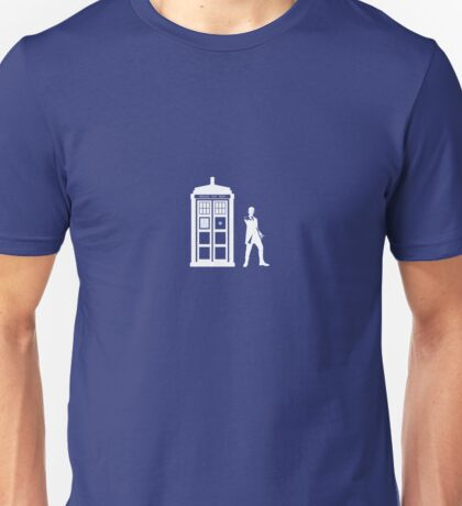 Mistery Box - The Doctor Unisex T-Shirt