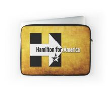 Never gon' be President now - Bumblebee Laptop Sleeve