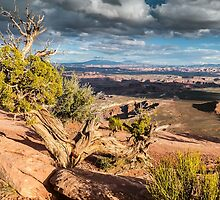 Clouds over Canyonlands by TomGreenPhotos