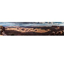 Canyonlands Panorama Photographic Print