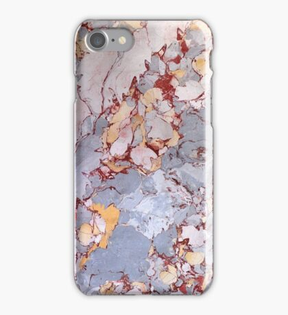 Marble design french marbre surface iPhone Case/Skin