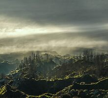 Smoke without Fire, Indonesia by Cherrybom