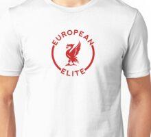 European Elite - Liverpool FC - Red Unisex T-Shirt