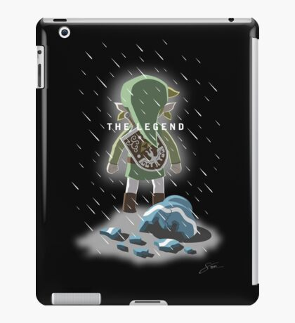 The Legend of Broken Pots iPad Case/Skin