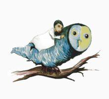 The Owl Service Kids Tee