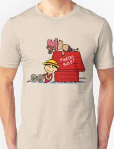 one piece snoopy Unisex T-Shirt