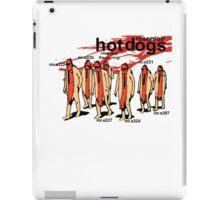 Reservoir Hotdogs iPad Case/Skin