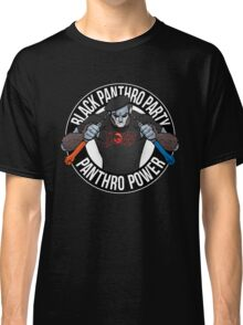 Black Panthro Party Classic T-Shirt