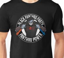Black Panthro Party Unisex T-Shirt