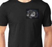 Gothic Pewter Male Dragon Unisex T-Shirt