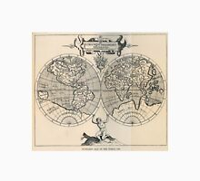 Vintage Map of The World (1598) Unisex T-Shirt