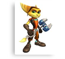 Ratchet and Clank 2 Canvas Print