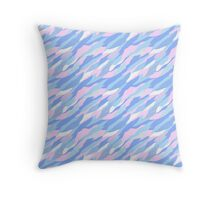 80s Retro Throwback Throw Pillow