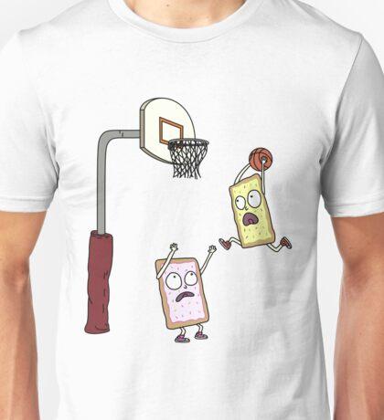 Pop Tart basketball (Rick and Morty) Unisex T-Shirt