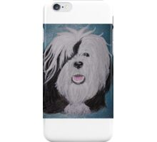 Tibetan Terrier  iPhone Case/Skin