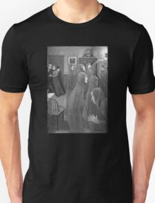 Long Arm Ghost – The Wind in the Rose-Bush (Freeman, Mary Eleanor Wilkins) Unisex T-Shirt