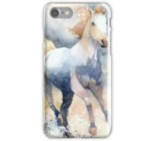 galloping horse iPhone Case/Skin