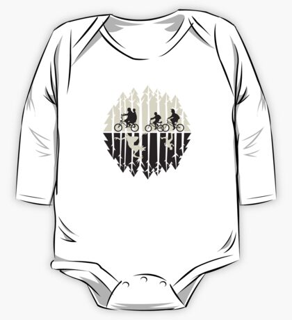Upside Down One Piece - Long Sleeve