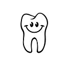 Tooth- / Dent- / Diente- / Zahn- / Dente-Smiley by MrFaulbaum