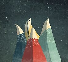 mountains by Tess Smith-Roberts