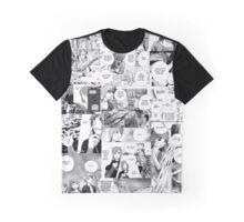 Remote Angel Manga Graphic T-Shirt