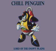 Chill Penguin Kids Tee