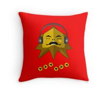 Hot Goron Beats Throw Pillow