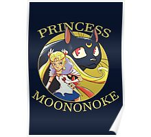 Princess MOONonoke Poster