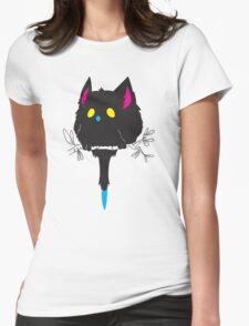 ~CMYK~ Nargacuga Womens Fitted T-Shirt