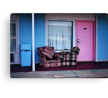 Motel 2 Canvas Print