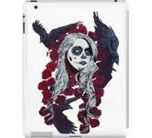 dia los murder birds t-shirt edition. iPad Case/Skin
