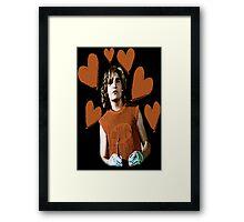 Ricky Butler Framed Print