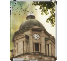 First Post Office, Quebec City, Canada iPad Case/Skin