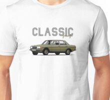 Mercedes-Benz E-klass (W123) (green) Unisex T-Shirt