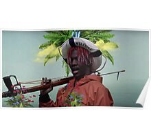 Captain Yachty Poster