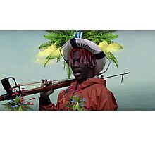 Captain Yachty Photographic Print