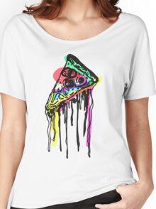 Pop Pizza Women's Relaxed Fit T-Shirt