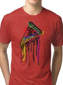 Pop Pizza Tri-blend T-Shirt