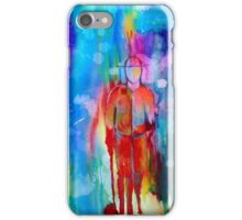 Man with an Axe iPhone Case/Skin