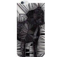 Staffordshire Bull Terrier Mosaic iPhone Case/Skin