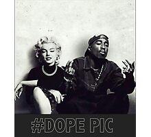monroe dope  Photographic Print