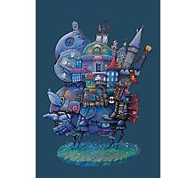Fandom Moving Castle Photographic Print