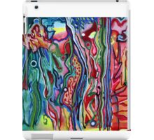 Water color Control iPad Case/Skin